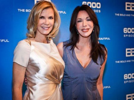 Katherine Kelly Lang - Hunter Tylo