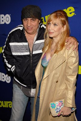 Steven Van Zandt Entourage - Season Three New York Premiere - Red Carpet