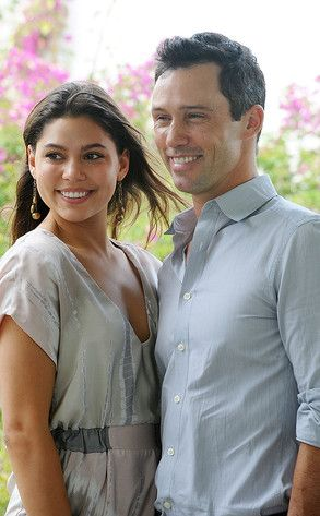 Michelle Woods Jeffrey Donovan and