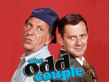 Jack Klugman - The Odd Couple