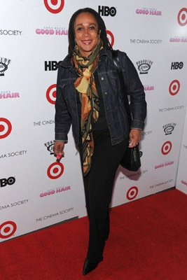 S. Epatha Merkerson Cinema Society & Target Host A Screening Of Good Hair