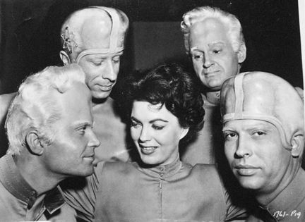 Faith Domergue - This Island Earth