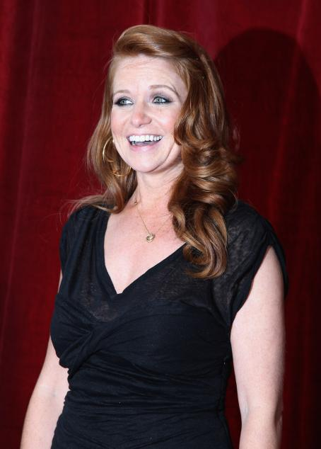 Patsy Palmer  - British Soap Awards Held At The London Television Centre On May 8, 2010 In London, England