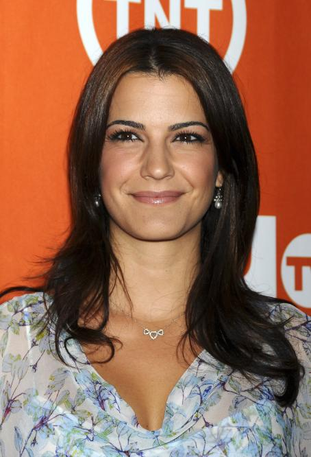 Natalia Cigliuti  - 2008 Summer TCA Tour Turner Party