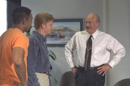 Ned Vaughn Jason George,  and Dabney Coleman in The Climb