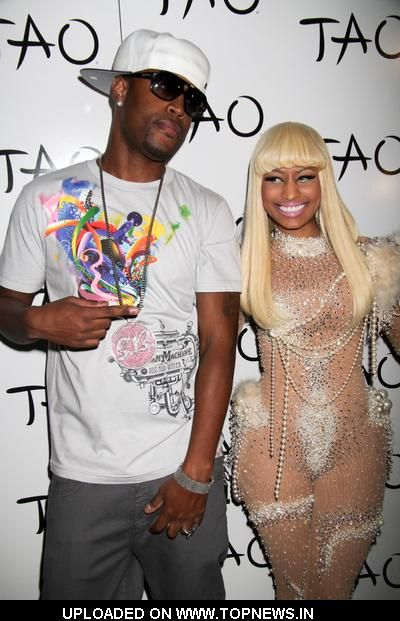Safaree Samuels Nicki Minaj and
