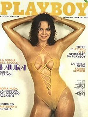 Laura Antonelli - Playboy Magazine [Italy] (November 1980)