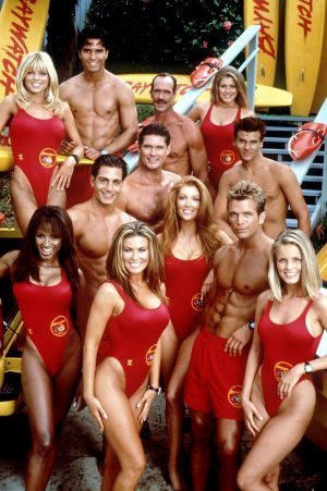 Michael Bergin Baywatch Cast