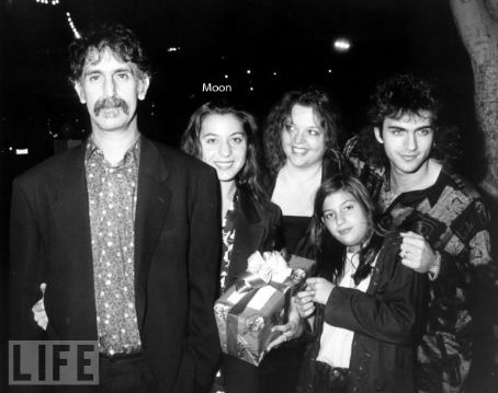 Moon Unit Zappa Moon Zappa