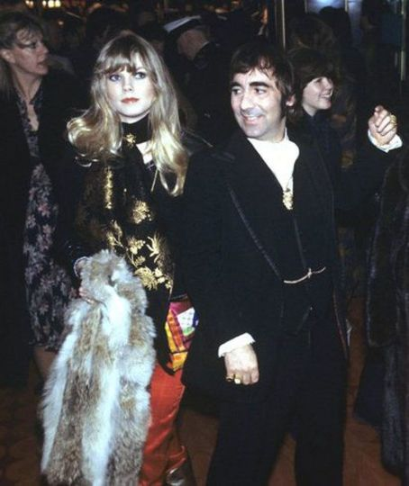 Annette Walter-Lax Annette Walter-lax and Keith Moon