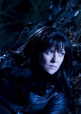 Amanda Tapping Sanctuary (2008)