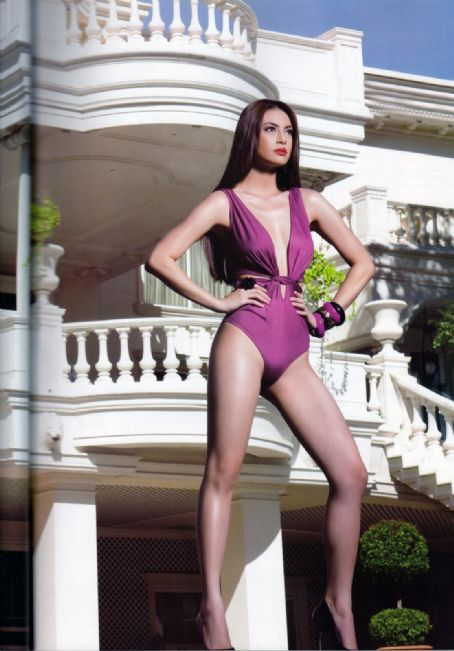 Sam Pinto  - FHM Magazine Pictorial [Philippines] (July 2010)