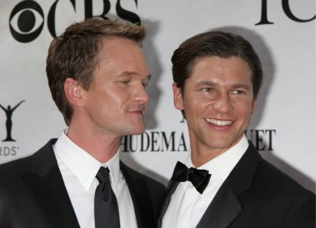 Neil Harris and David Burtka