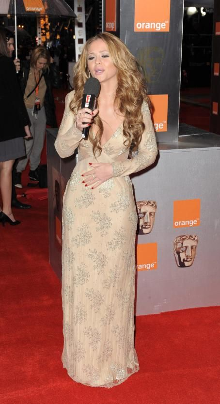 Kimberley Walsh - BAFTA Film Awards 2011 - The Royal Opera House in London - 13.02.2011