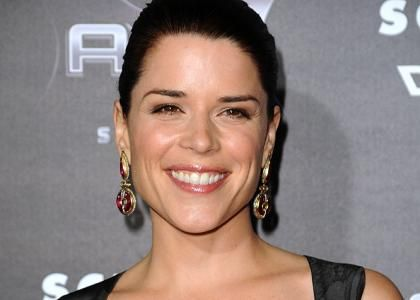 Neve Campbell Reveals the Origin of Baby Caspian's Name
