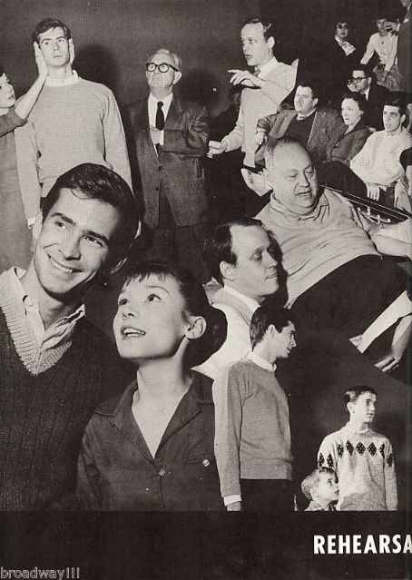 Anthony Perkins - ANTHONY PERKINS AND COMPANY, CHORUS,