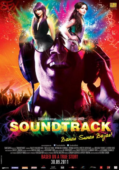 Rajeev Khandelwal Soundtrack movie poster