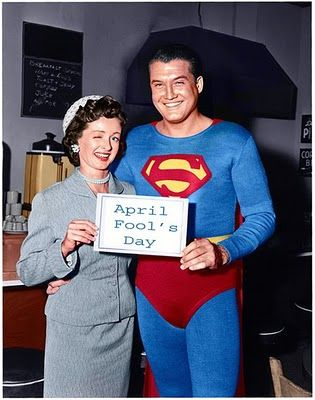 George Reeves - Lois Lane & Superman