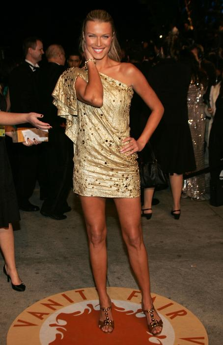 Veronica Varekova  - 2007 Vanity Fair Oscar Party