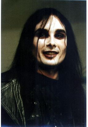 Dani Filth Cradle of Fear