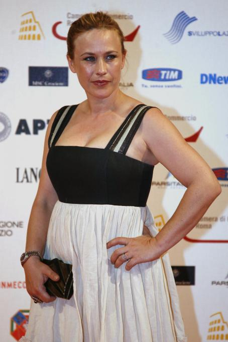 Patricia Arquette - Rome Fiction Fest, 07.07.2008.