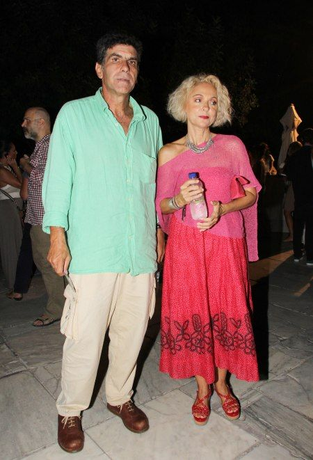 Giannis Bezos and Natalia Tsaliki:Odeon of Herodes Atticus