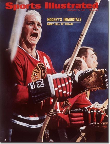 Bobby Hull Feb 1968