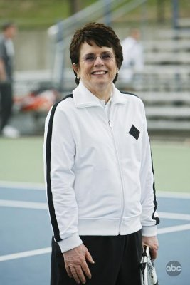 Billie Jean King Ugly Betty (2006)