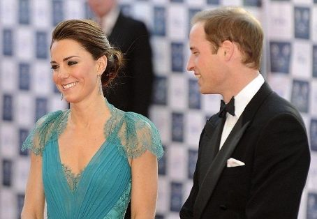 Kate Middleton - British Olympic Team GB gala