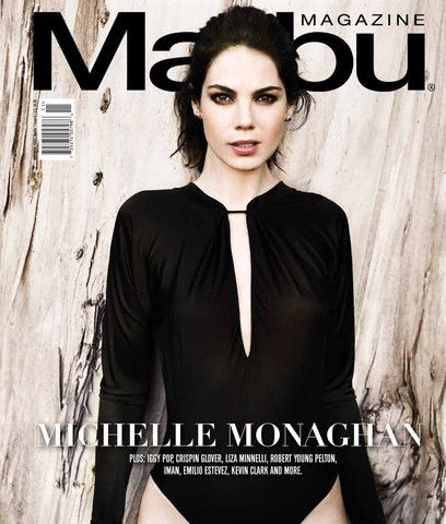 Michelle Monaghan - Malibu Magazine Cover [United States] (November 2009)