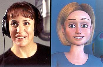 Laurie Metcalf  in Disney's Toy Story 2 - 11/99