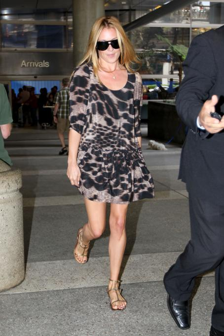 Cat Deeley - LAX 7-27-2010