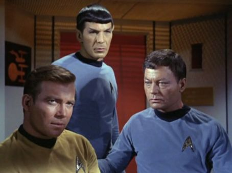 DeForest Kelley Star Trek