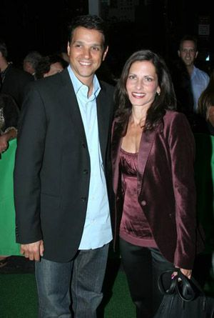 Ralph Macchio - Look At the Love Birds!!!