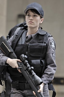 Amy Jo Johnson - Flashpoint (2008)