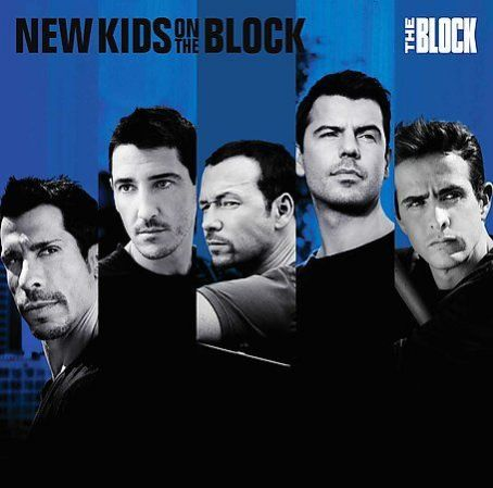 Jonathan Knight The Block
