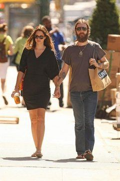 Allison Bridges Chris Robinson and
