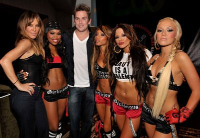Mark McGrath The Pussycat Dolls Present Girlicious Finale Party