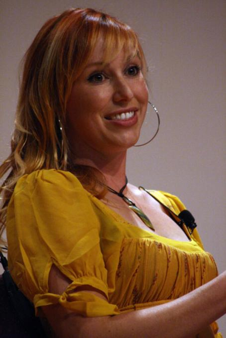 Kari Byron - At Eastern Illinois University