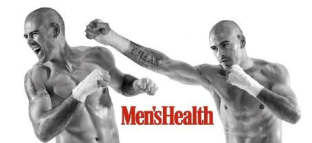 Víctor Valdés  - Men's Health Magazine Pictorial [Turkey] (November 2013)