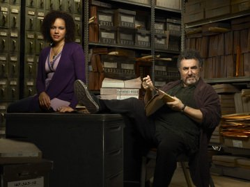 Genelle Williams Warehouse 13 (2009)