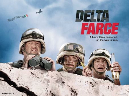 Larry the Cable Guy - Delta Farce Wallpaper
