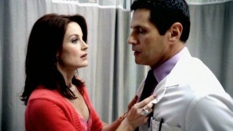 Laura Leighton and Thomas Calabro - Melrose Place (2009)
