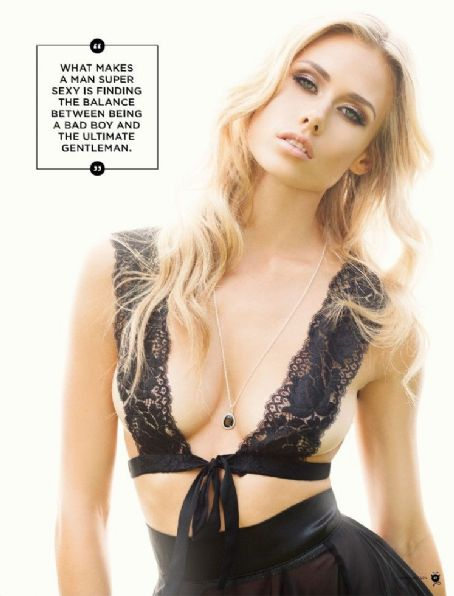 Tayla Davis  Maxim South Africa December 2013
