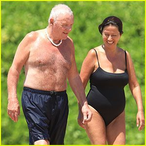 Stella Arroyave Anthony Hopkins and