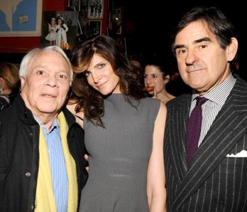 Peter Brant - Stephanie Seymour Peter Brandt
