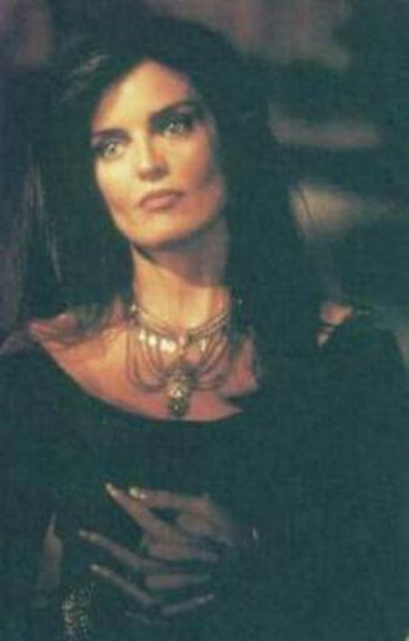 Tracy Scoggins Cassandra, a Bronze Age immortal