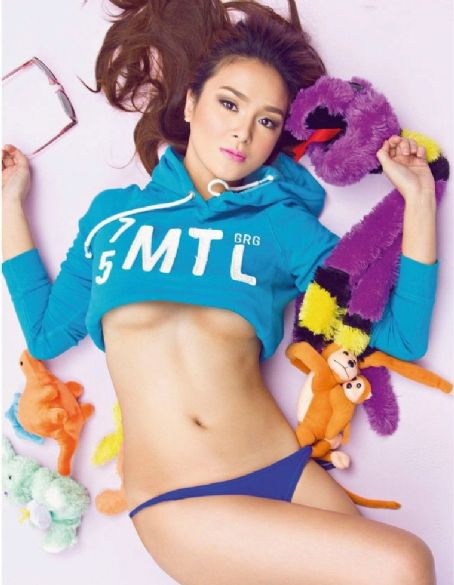 Jef Gaitan  Fhm Philippines Ladies Confession Volume 7