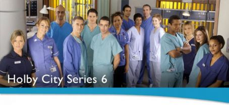 Denis Lawson Holby city cast